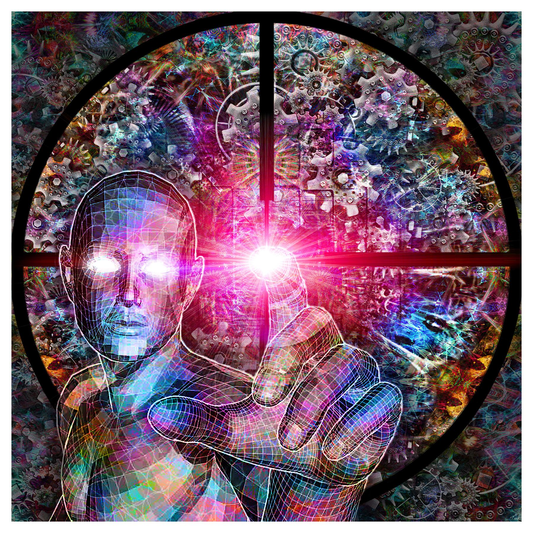 cyb - Member Art Galleries - Welcome to the DMT-Nexus