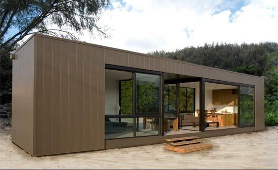 Pre Built Homes prefab house single storey | modern cabin | pinterest | container