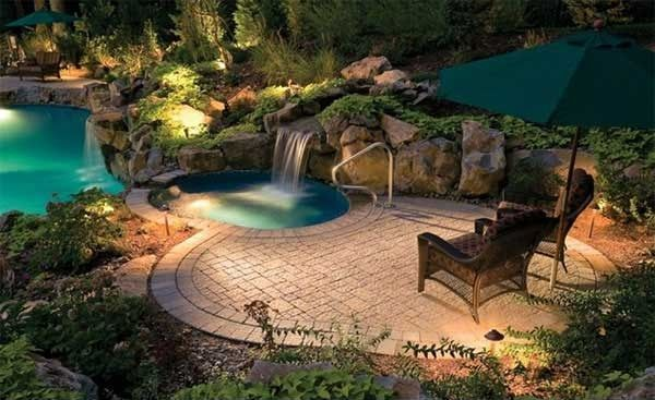 contemporary pool patio tiles gallery of awesome swimming pool decks design with pavers and - Swimming Pool Deck Design