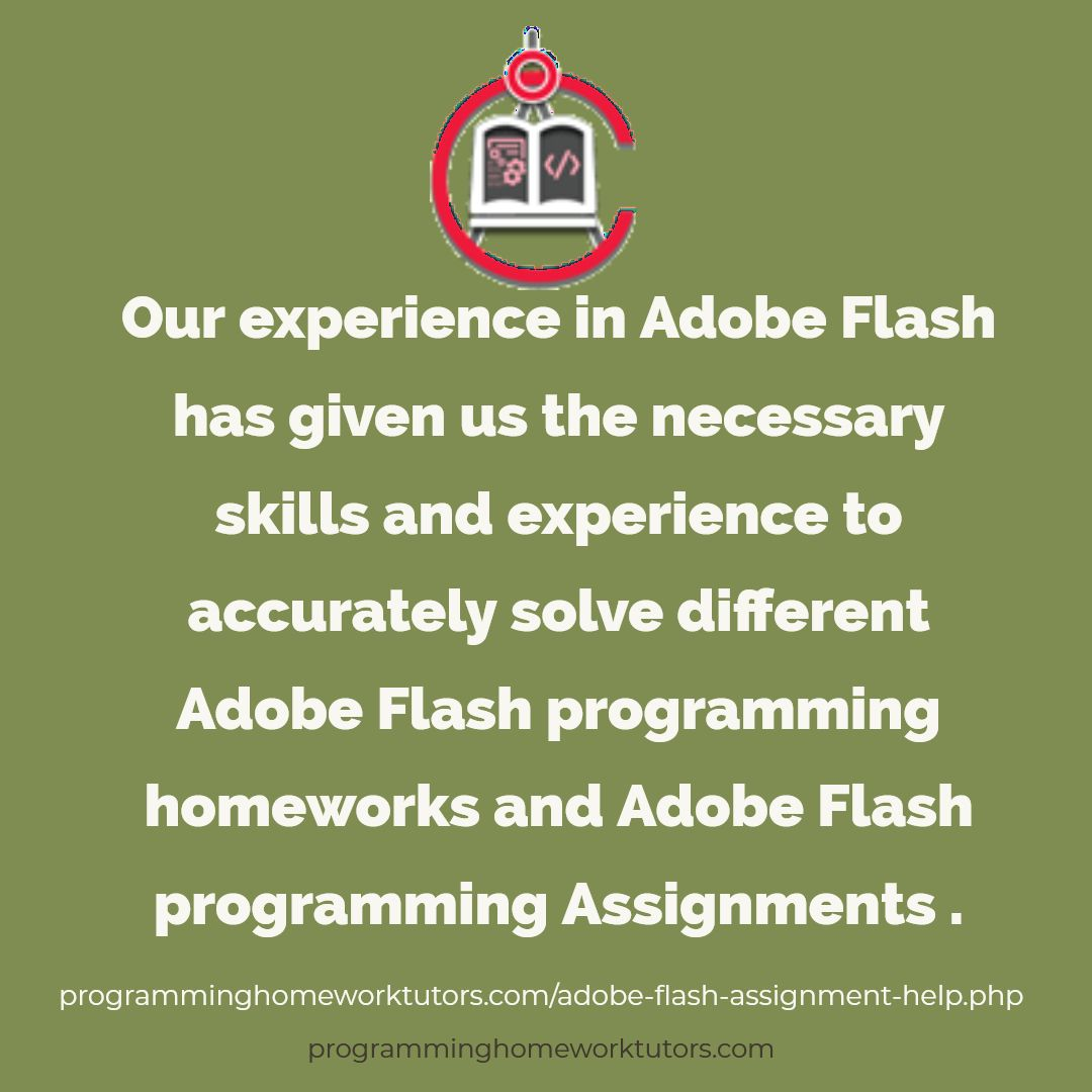 Easy More Comprehensive: Adobe Flash Online Tutors Will Give You A Comprehensive