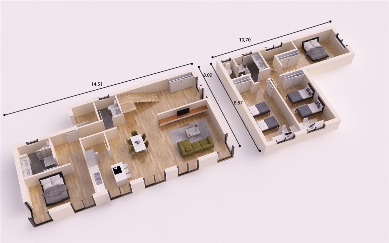 planos de casas donacasa