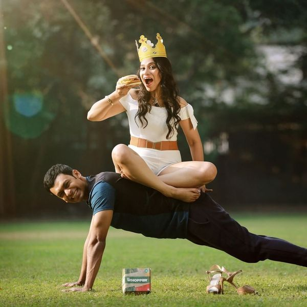 35+ Super Unique Pre Wedding Shoot Ideas!