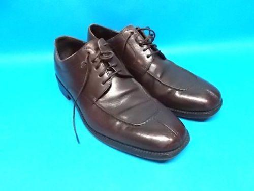 Cole Haan City Mens Split-toe Oxford Brown Shoes Size 9-1/2M