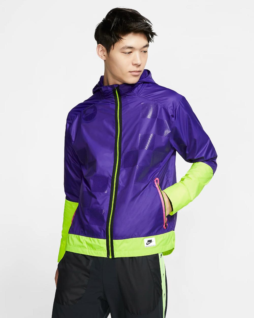 Decimal Metáfora Amplificar  Nike Shield Jaqueta reflectora de running - Home. Nike ES | Hombres nike,  Chaquetas, Nike