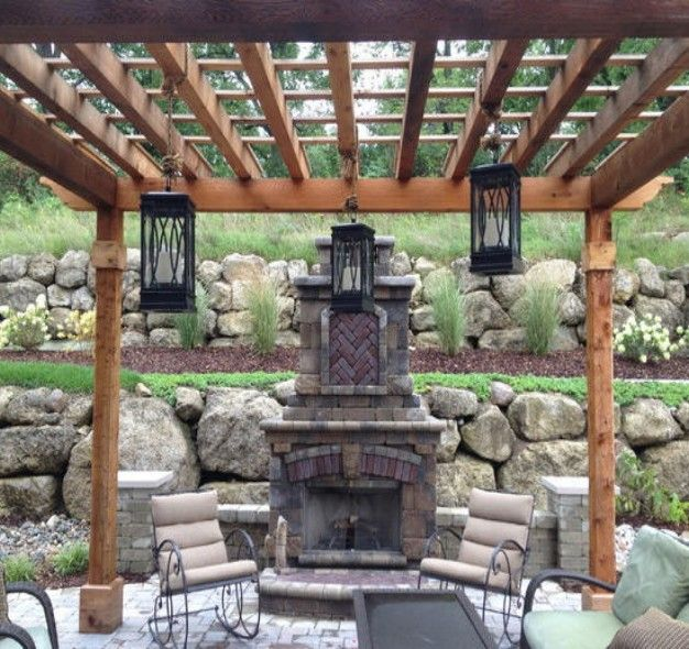 Pergola With Roof Plans Solid Pergolas Images Via Houzz