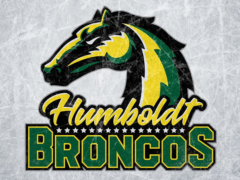 Humboldt Broncos Team uniforms, Logo redesign, Broncos