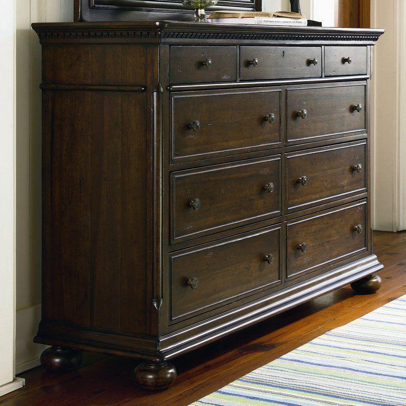Best Paula Deen Home Down Home Aunt Peggy S 8 Drawer Dresser 400 x 300