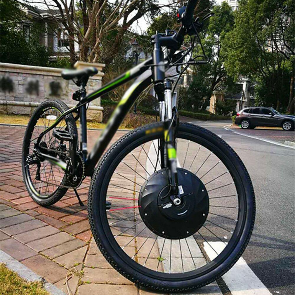 103f2958c11 US 36V Wheel Electric Bicycle Motor Conversion Kit Bike For 26 Inch Wheel  Model!