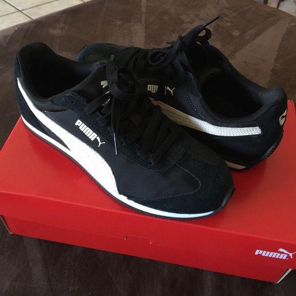 puma sneakers run small or big