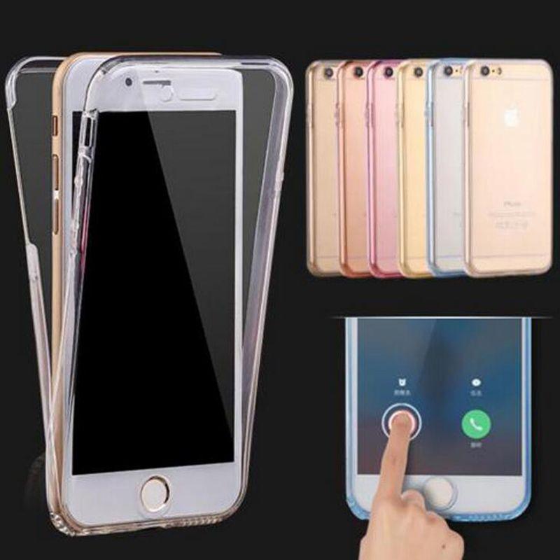 coque silicone iphone 6 plus 360