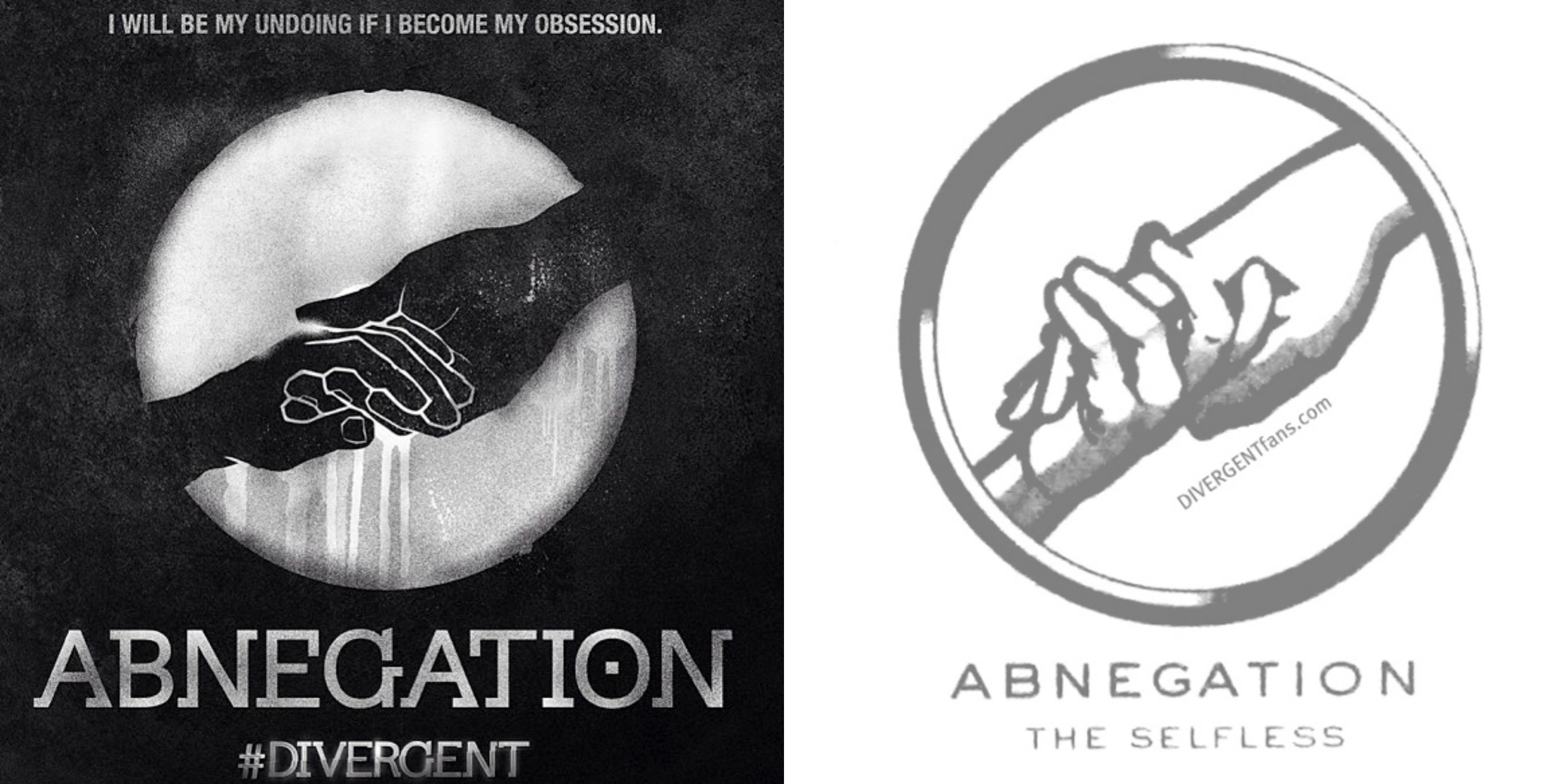divergent factions symbols black and white wwwimgkid