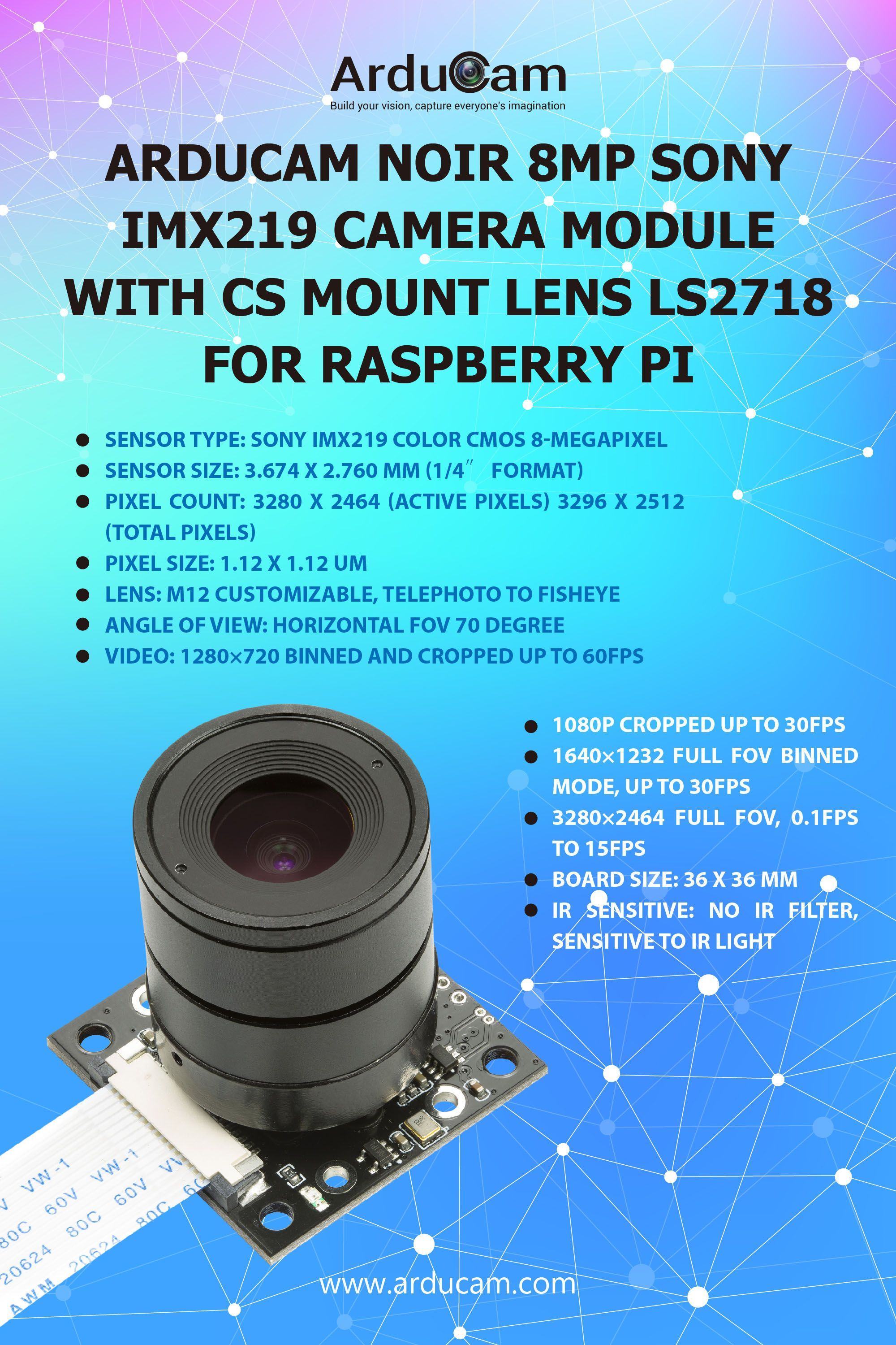 Pin On Cameras For Raspberry Pi
