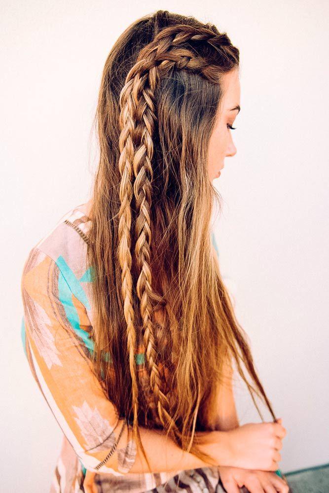 65 Straight Hairstyles For Long Hair Lovehairstyles Com Hair Styles Long Hair Styles Braids For Long Hair