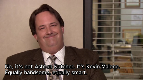 Pin By Elise Adams On The Office Appreciation Funny Shows Ashton Kutcher I Laughed