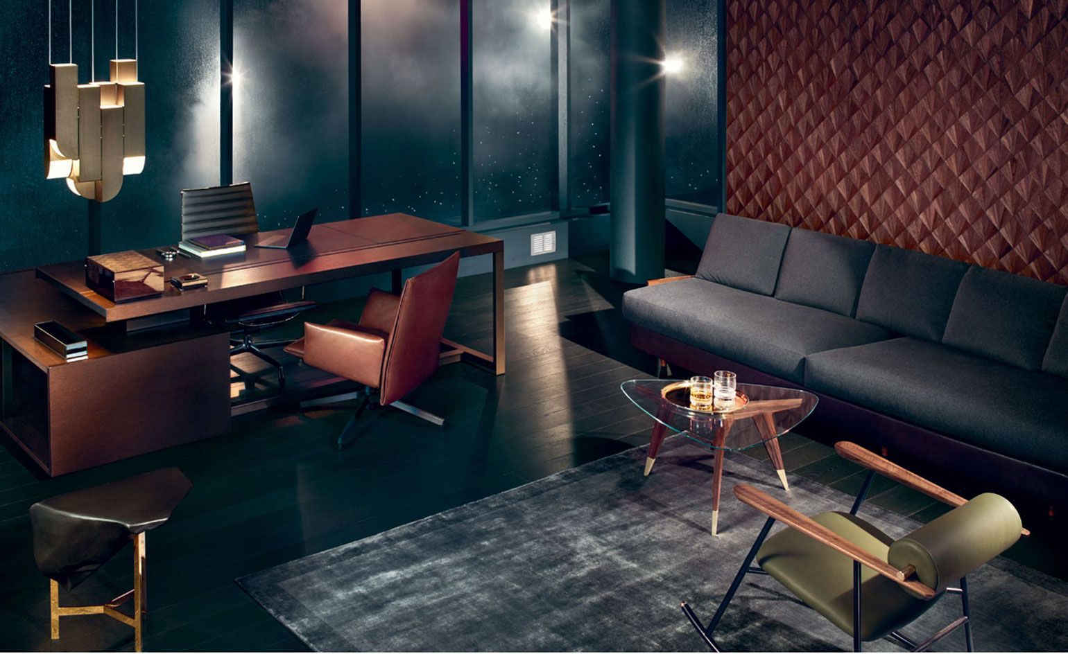 Design | Wallpaper magazine, Office furniture and Recliner