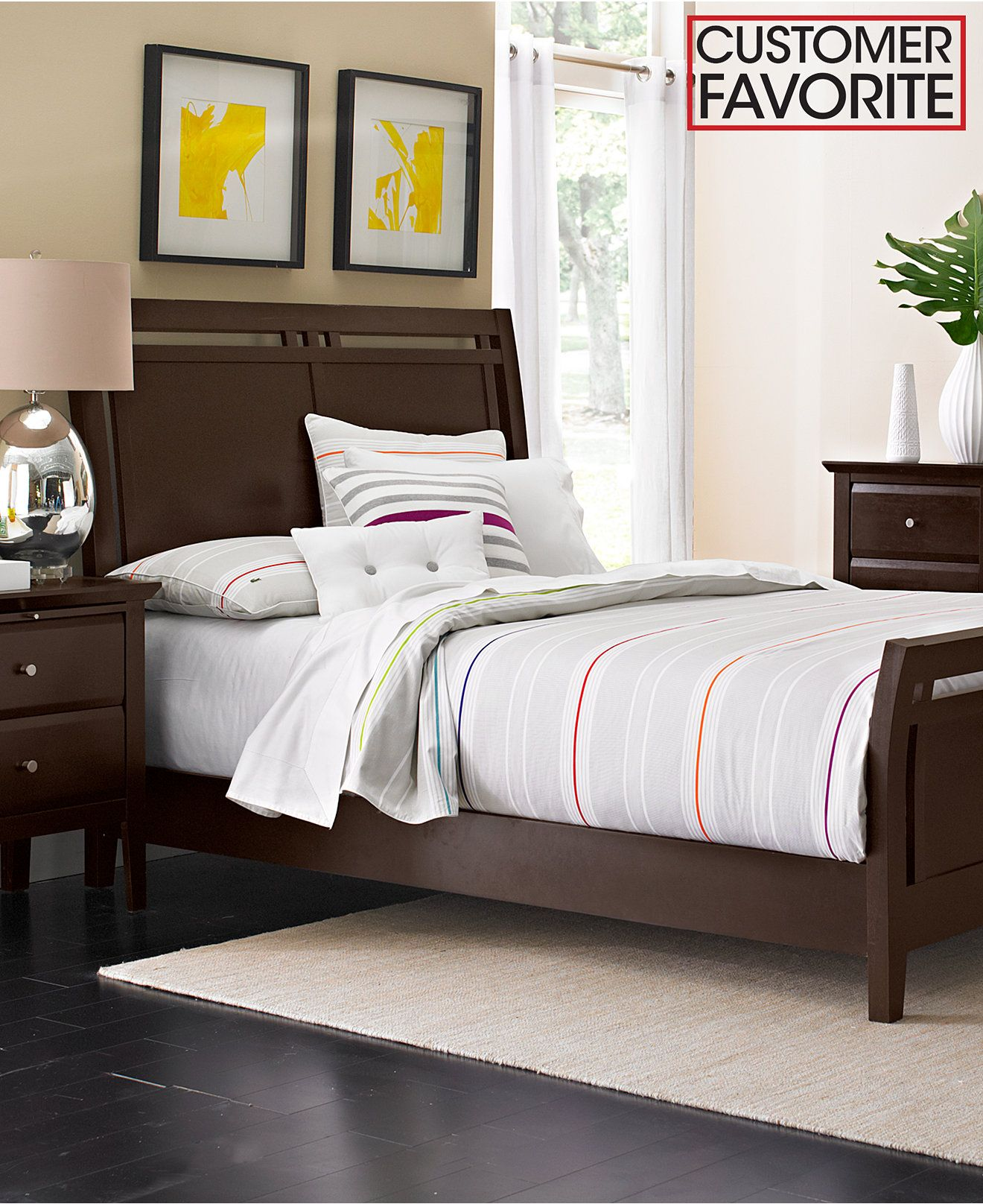Edgewater Bedroom Furniture Sets & Pieces Furniture Macy s