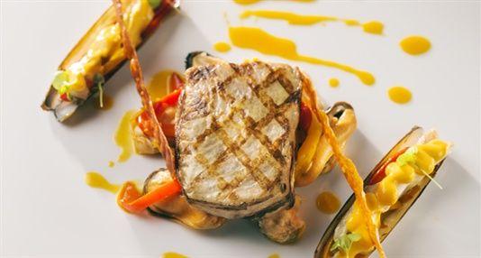 Seafood Restaurant Crown Melbourne