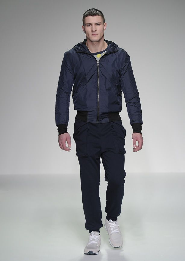 Christopher Raeburn Nautical look