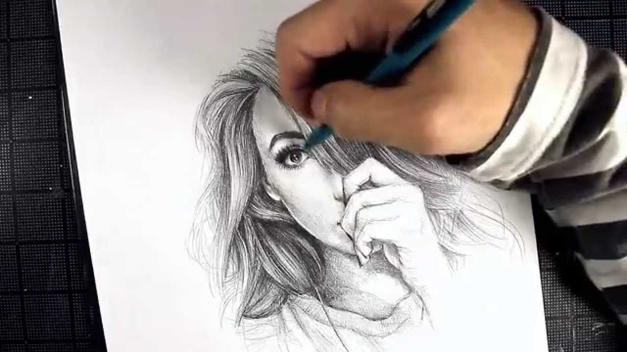 Image result for Cross Hatching Artistic Pencil Drawing