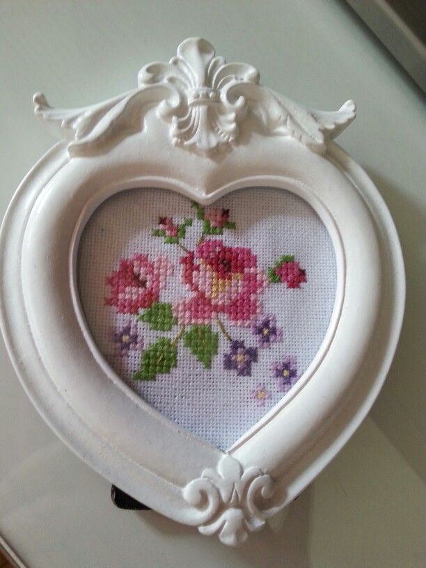 Sweet Rose cross stitch