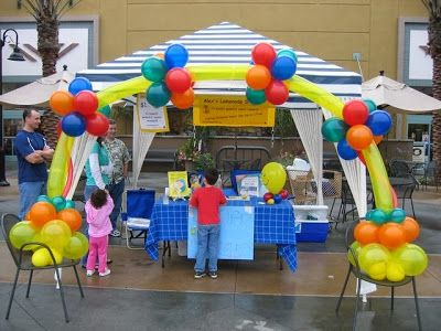 Cómo hacer Arcos con Globos - Decoración con Globos  La decoración - imagenes de decoracion con globos