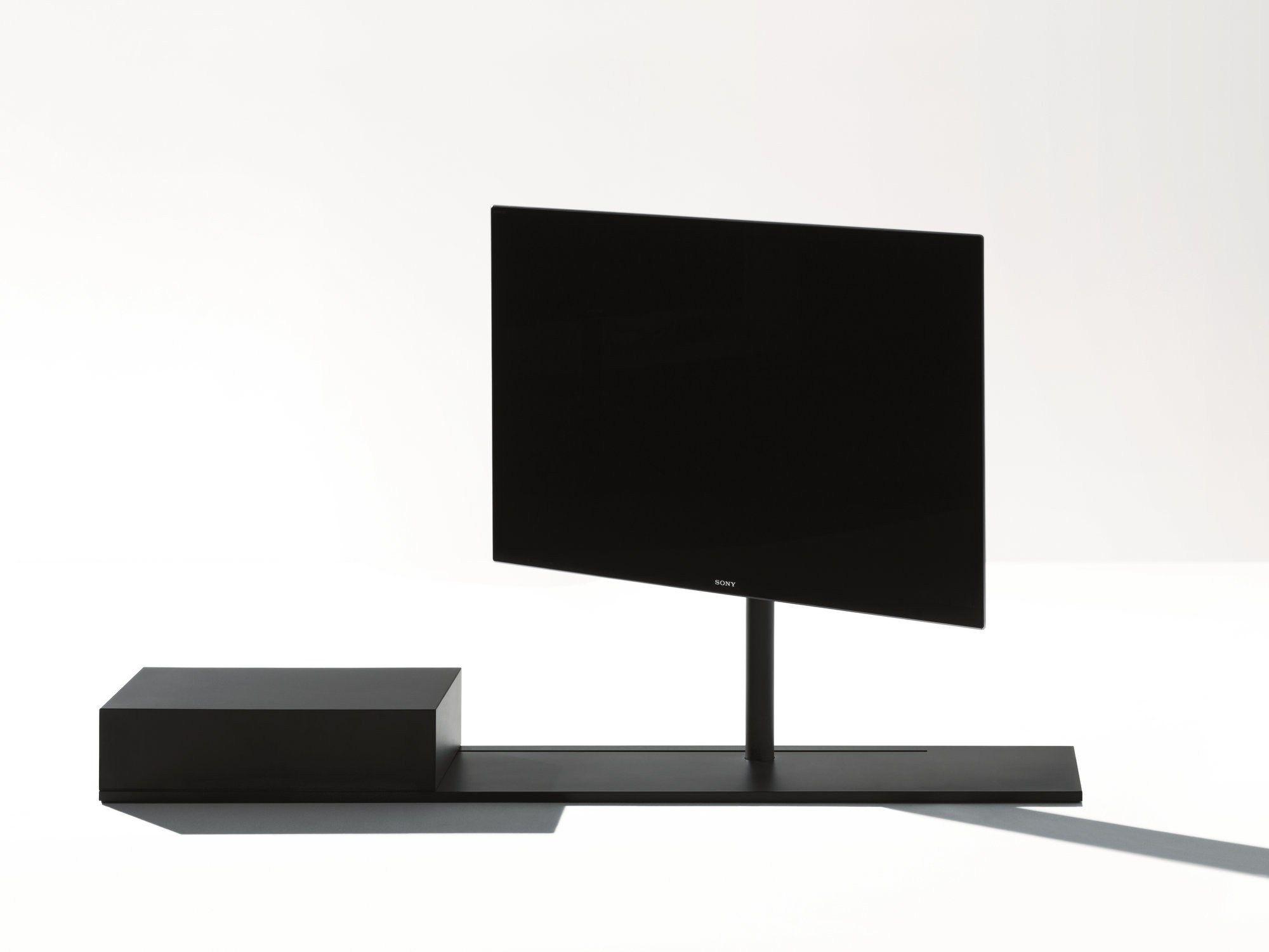 Móvel tv giratório de metal SAIL 302 by Desalto design CARONNI ...