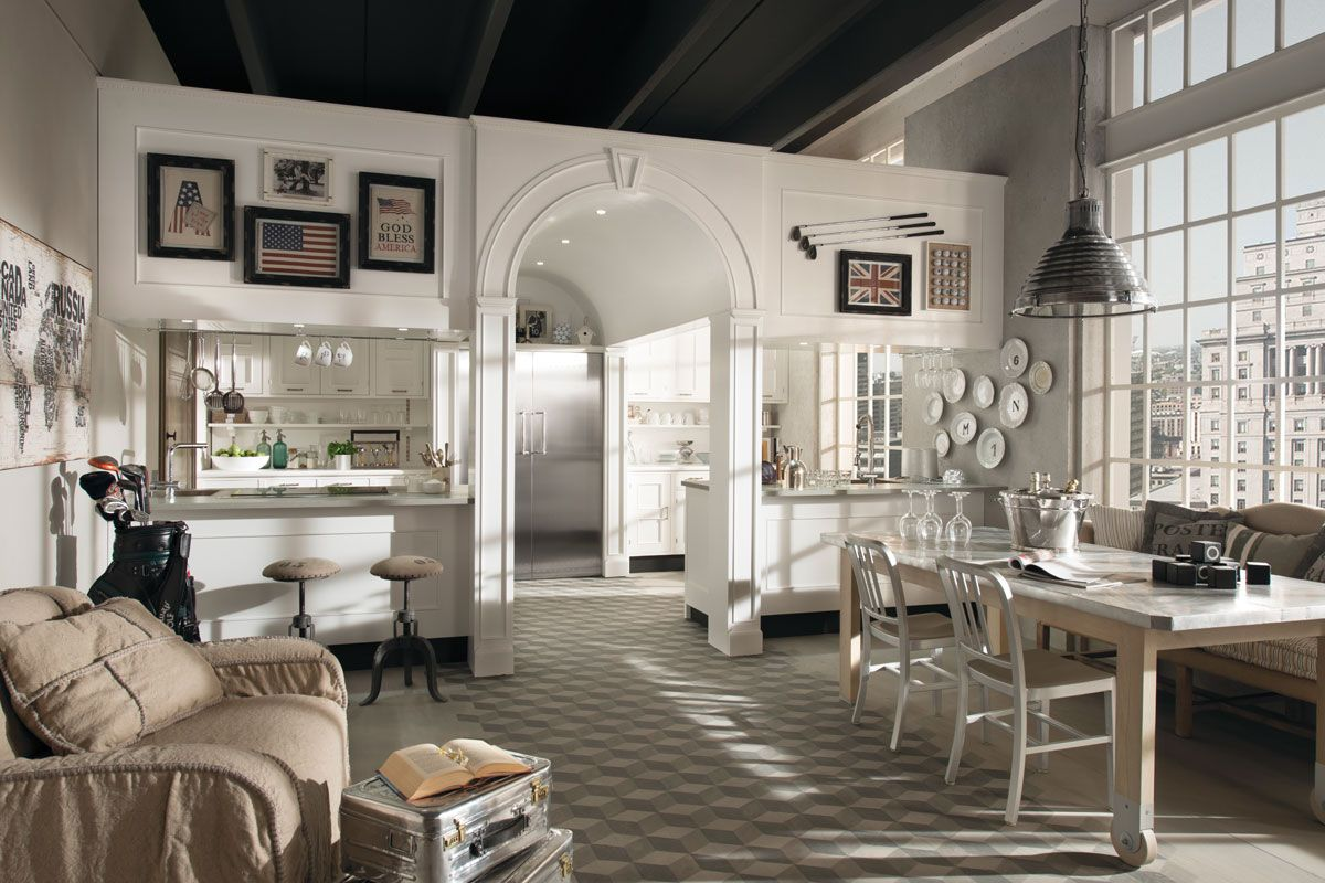 Marchi Group Cuisine marchi group - contemporary style kitchen - montserrat | kuhinje