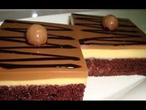 اشهى الحلويات والوجبات السريعه طريقة حلى طبقات الارض Cooking Recipes Desserts Dessert Recipes Truffle Cookies