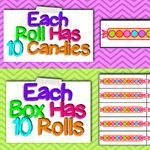 Place Value with candy
