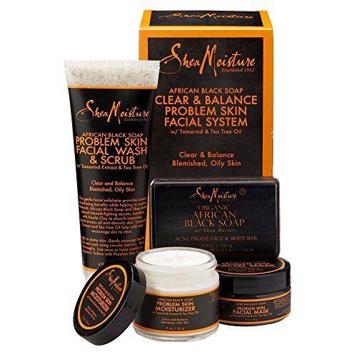 Shea Moisture African Black Soap Deep Cleansing Shampoo 13 Oz African Black Soap Acne Black Soap Acne Shea Moisture Products