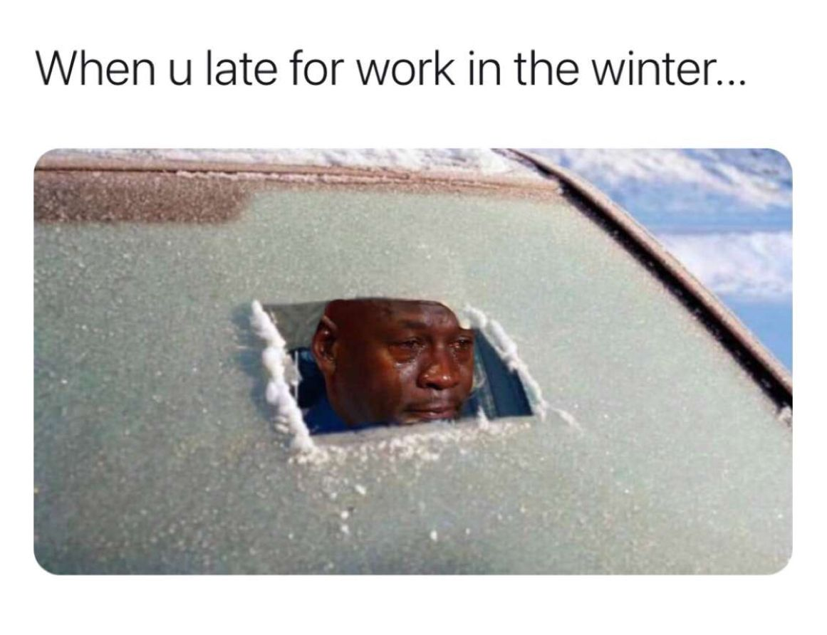 Pin By Sherese Crawford On Funny Memes In 2021 Frozen Memes Winter Snow Meme