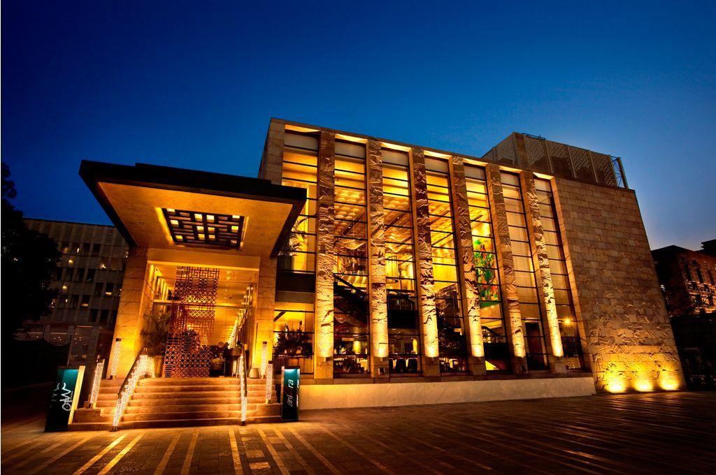 Lodhi Hotel New Delhi Best Luxury Hotels India 5 Star