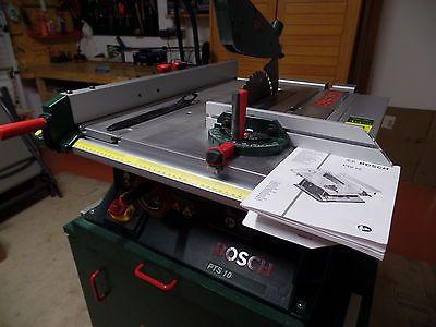 Bosch DIY Tischkreissäge PTS 10 mit Zubehörsparen25 , sparen25