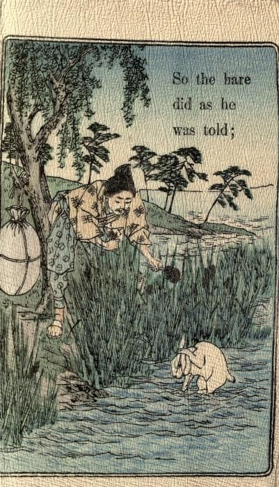 The hare of Inaba | Hare, Fairy tales, Folk tales