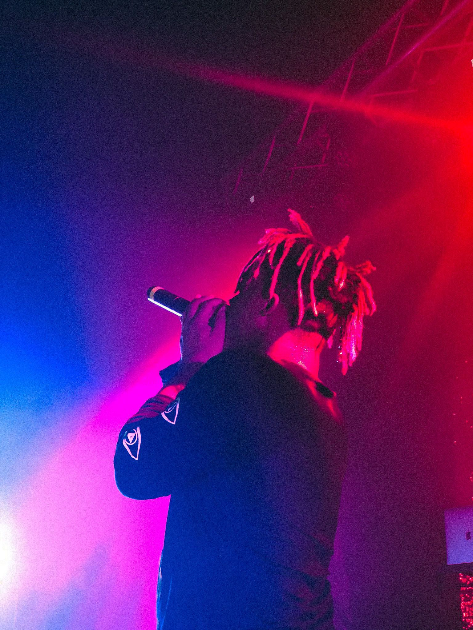 50+ Juice Wrld Wallpapers - Download at WallpaperBro in 2020 (With images) | Rap wallpaper ...