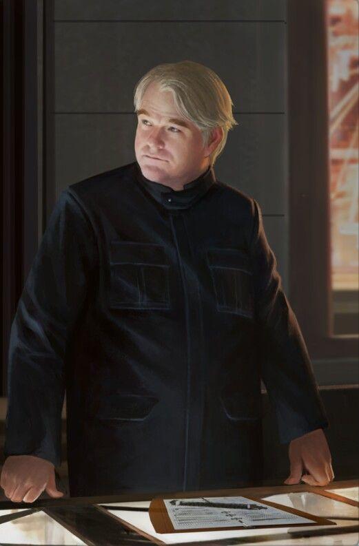 Mockingjay 2 Philip Seymour Hoffman