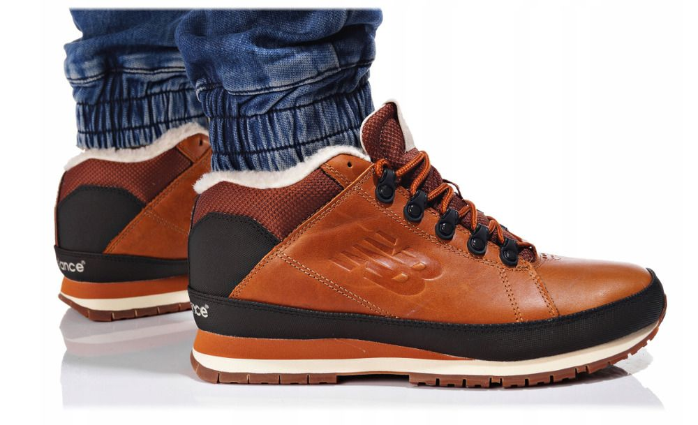New Balance H754 gefütterte Herren Winter-Sneaker Boots ...
