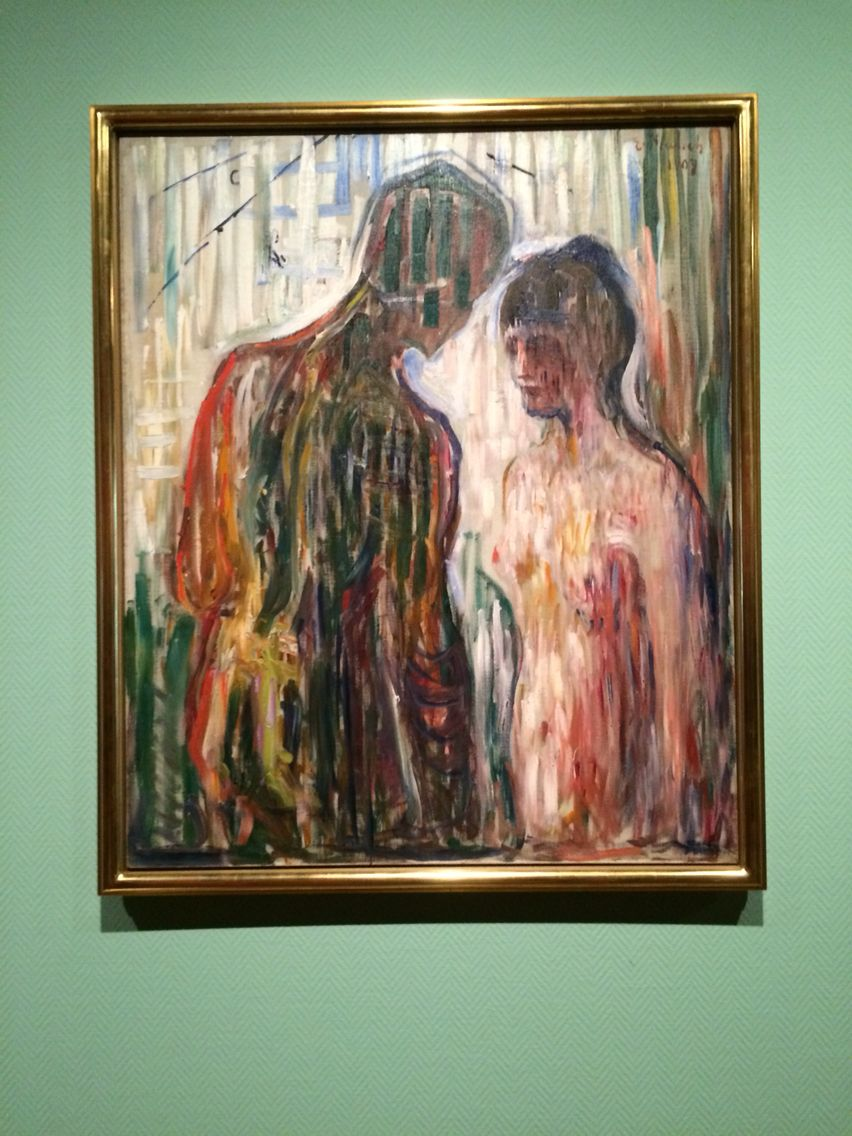 Munch & van Gogh
