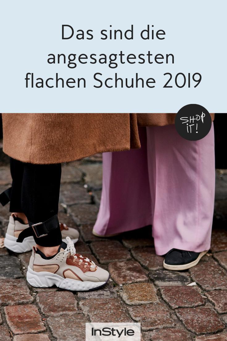 Flache Schuhe: die schönsten Trends und Styling Ideen