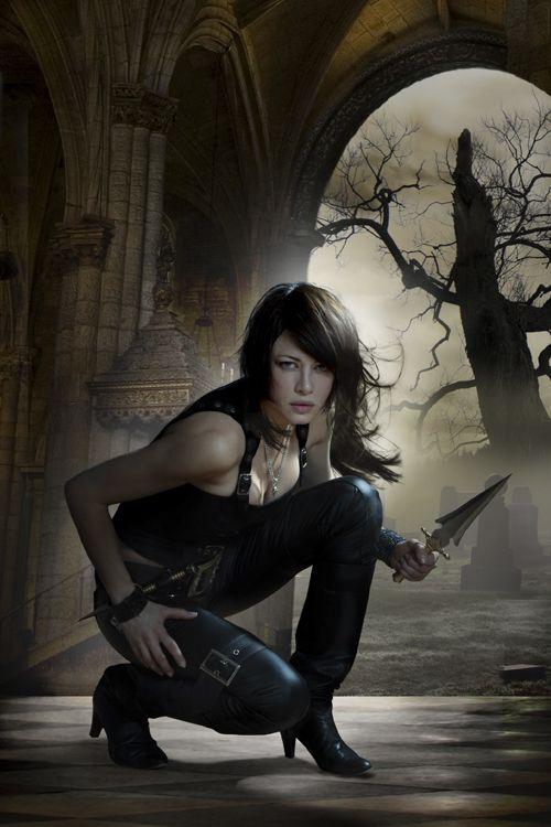 Urban Fantasy Book Cover Artists : Myra vanderbilt age role vampire hunter stb main