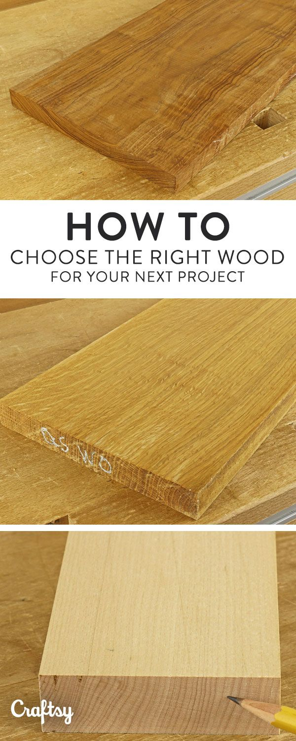 Photo of Choose the Right Wood by Knowing How it Will Move