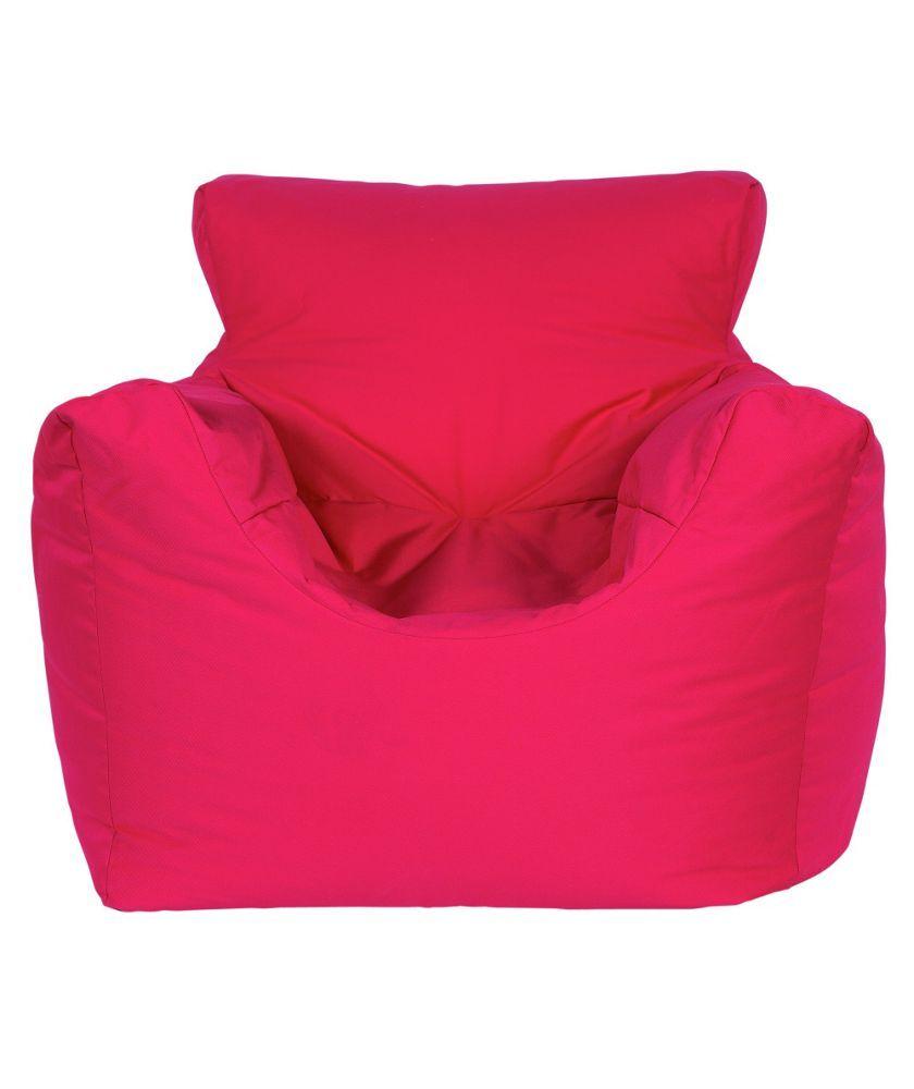Buy argos home kids funzee pink bean bag chair bean bags