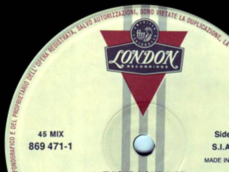 Banderas This Is Your Life Less Stress 12 Inch Mix Avi