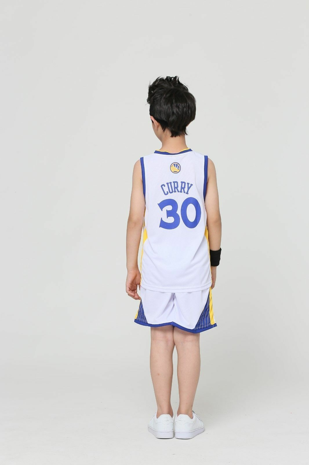 new concept 8fadf 1f9d7 Kids boys youth basketball jersey set stephen curry #30 ...