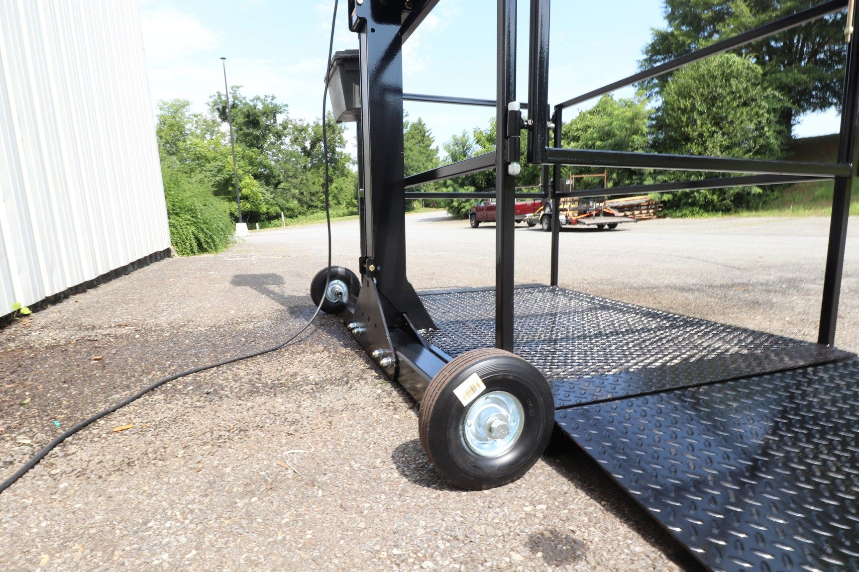Affordable Wheelchair Lifts