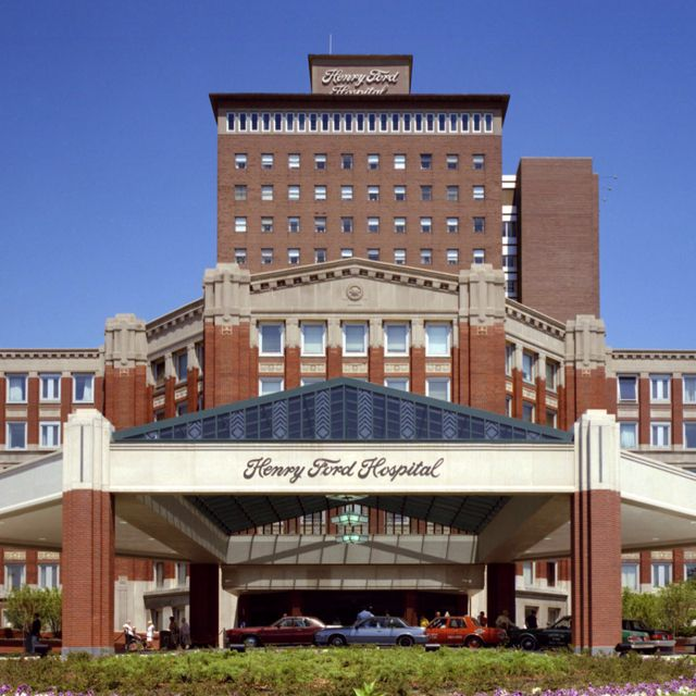 Henry Ford Hospital Detroit This Is Where My Baby Was Cared For