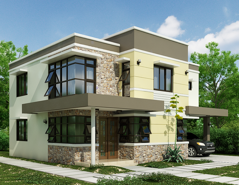 Amali Constructions Model Homes - Ongoing Projects - Amali Modern ...