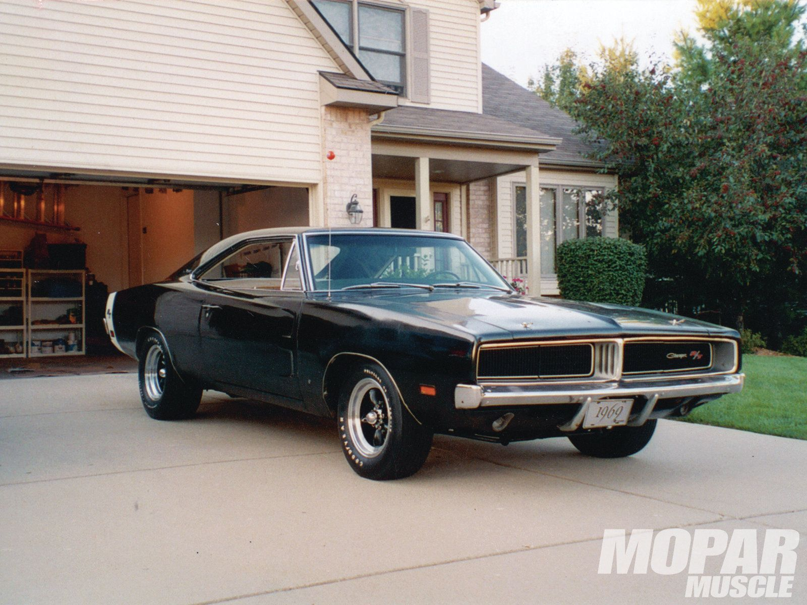 Top los 7 mejores autos clasicos charger 691969 dodge
