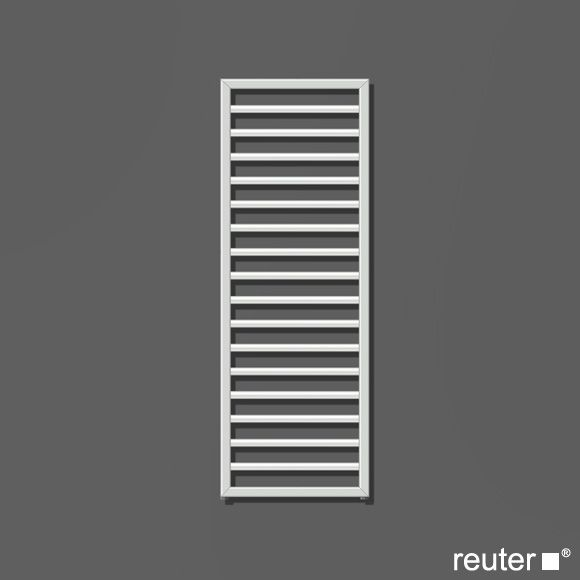Villeroy U0026 Boch By Zehnder Subway Badheizkörper Weiss Breite 450 Mm, 509  Watt