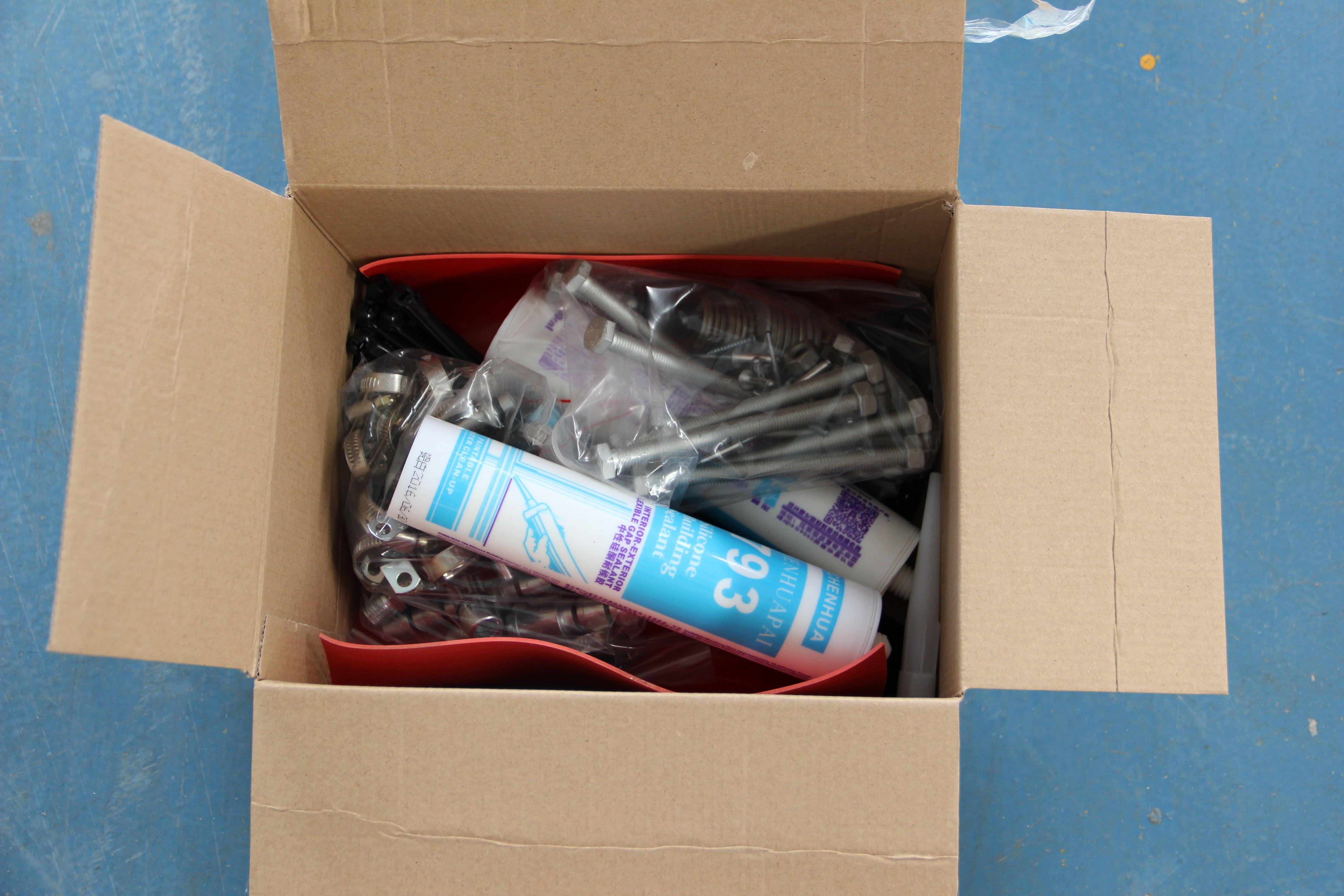 guchen refrigeration unit shipping 5 Dasani bottle, The